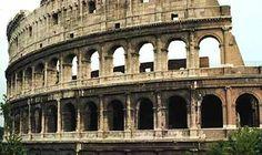 Coliseo de Roma  s.I d.C (Anfiteatro) Arquitectura Romana