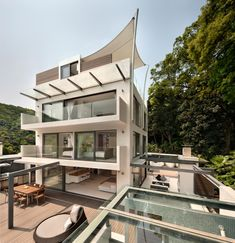 Casa Bosques by Original Vision LTD - CAANdesign | Architecture and home design blog