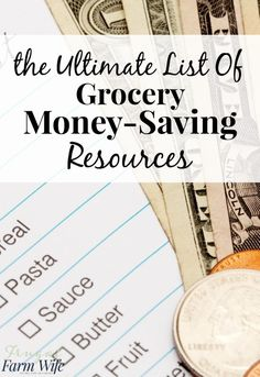 The Ultimate List Of Grocery Money-Saving Tips