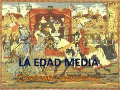 La Edad Media .Contexto histórico// http://cuadernodelasletras.blog...