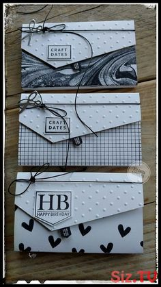 Small gift card envelope boxes, - Gifts box ideas, Gifts for teens,Gifts for boyfriend, Gifts packaging Money Envelopes, Card Envelopes, Gift Cards Money, Diy Cards, Card Making Templates, Karten Diy, Tiny Gifts, Diy Envelope, Card Patterns