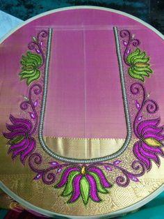 Peacock Blouse Designs, Best Blouse Designs, Simple Blouse Designs, Stylish Blouse Design, Silk Saree Blouse Designs, Bridal Blouse Designs, Blouse Neck Designs, Embroidery Neck Designs, Embroidery Suits Design