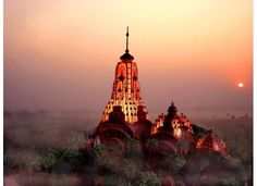West Bengal India Starts Largest Hindu Temple. Copyright Holder - ABF foundation - Pixdaus