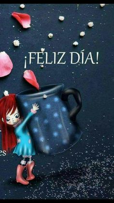 Hola buen día te amo Gd Morning, Good Morning Quotes, Spanish Greetings, Good Night Blessings, Always Remember You, Good Night Image, Special Quotes, Morning Messages, Good Vibes Only