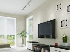 18 Wall Mount TV Design Ideas for Living Room