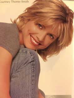 Courtney Thorne-Smith Photo Galleries,like Short Hair With Layers, Short Hair Cuts For Women, Medium Hair Cuts, Layered Hair, Medium Hair Styles, Short Hair Styles, Hair Color And Cut, Great Hair, Hair Today