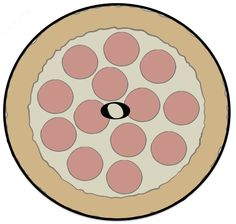 Beth's Music Notes: Note Pizzas