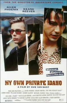 My Own Private Idaho starring River Phoenix and Keanu Reeves #tattoo #keanureeves #river