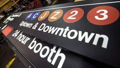 U-Bahn fahren in NYC