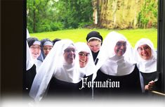 Formation   Benedictines of Mary, Queen of Apostles