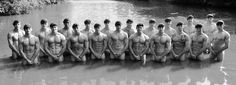 For the ladies, these are the UK Royal Marines