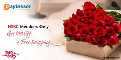 Roses Only, Free Shipping