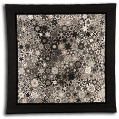 One Block Wonder - Bruce Seeds Illusion, One Block Wonder, Kaleidoscope Quilt, Black And White Quilts, Quilting Board, Hand Quilting, Hexagon Quilt, English Paper Piecing, Mosaic Art