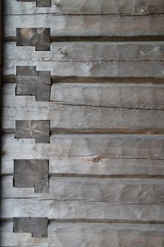 "hahitstaylor:  "" Wooden Joints  Karsamaki Church  Karsamaki, Finland  """