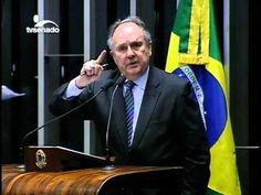 Cristovam Buarque: o Brasil fica na lanterna da educação e, portanto, na...