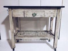 Kitchen Roll Around Cart