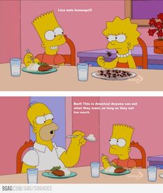 Homer telling the truth