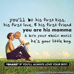 Mother And Son Love Quotes Baby Quotes  Babiesbaby Stuff And More Pinterest  Babies