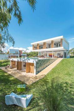 La sompteuse villa Gallery en Colombie