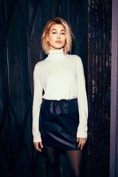 I Blog The Fashion: Style Inspiration / Hailey Baldwin
