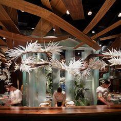 Restaurante Ikibana barcelona design