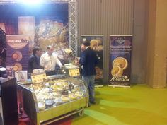 """""""Gourmet Fair in Madrid""""   We went there together with a varied group of delicatessen producers from our region"""