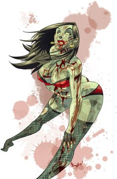 Zombie Tramp - Jerry Gaylord