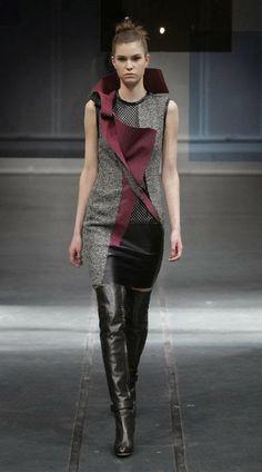 Luis Buchinho Outono/Inverno 2014/15 em Paris Fashion Week*