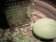 homemade laundry detergent 6 bucks for over 200 loads using any bar soap you choose...better than coupons!