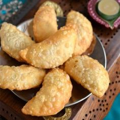 Traditional Diwali Sweet recipe Gujiya or Karanji