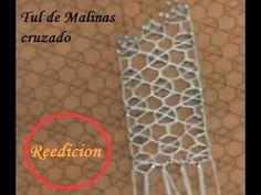 Encaje de bolillos: como hacer el punto Tul de Malinas cruzado o fondo trenzado - YouTube Bobbin Lace Patterns, Lacemaking, Lace Heart, Lace Jewelry, Needle Lace, Lace Detail, Fiber Art, Needlework, Crafts