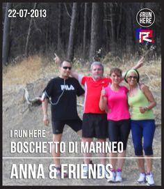 ANNA & FRIENDS, BOSCHETTO DI MARINEO
