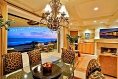 Doesn't get any better than a giant door to the ocean! In Dana Point, CA, and only $5,800,000. Such a deal!