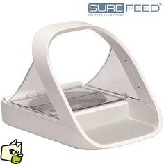 DISTRIBUTEUR à puce électronique SUREFEED pour nourriture de chat