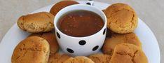 Κουλουράκια μελιού: Τα υγιεινά Chocolate Fondue, Christmas Cookies, Pudding, Tableware, Desserts, Food, Xmas Cookies, Tailgate Desserts, Dinnerware