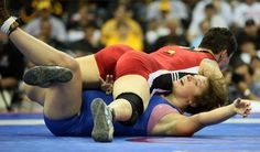 U.S. Olympics wrestling trials