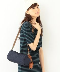 Beams toleur / キルティング ミニ ショルダーバッグ / quilted shoulder bag on ShopStyle