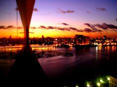 Por do sol, Recife, Pernambuco, Brasil