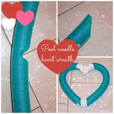 Image result for pool noodle wreath