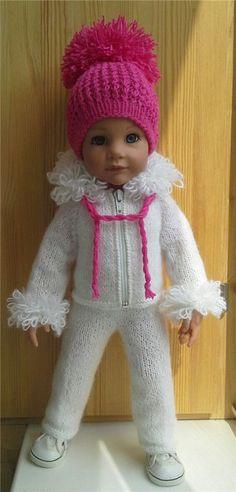 Готовимся к осени ,вязание для готц / Одежда для кукол / Шопик. Продать купить куклу / Бэйбики. Куклы фото. Одежда для кукол