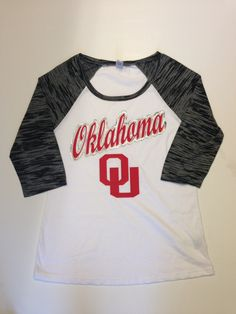 Oklahoma OU by RandomStitches09 on Etsy