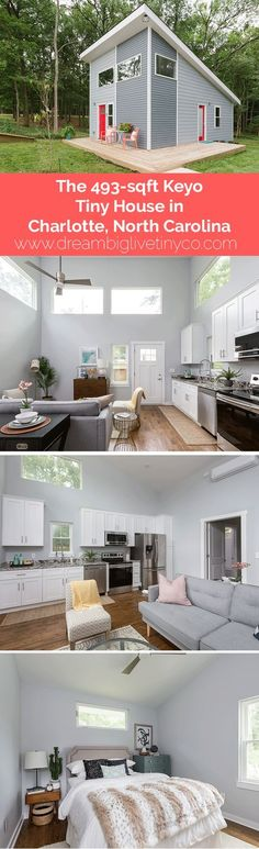 Impressive use of space in this tiny house Pinterest Arilethbridge