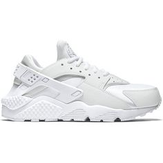Nike WMNS Air Huarache ($110) ❤ liked on Polyvore featuring shoes, shoe club, women, nike footwear, nike shoes, mesh shoes e nike