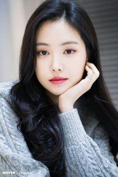Apink Naeun - Naver x Dispatch Kpop Girl Groups, Korean Girl Groups, Kpop Girls, Ahn Jae Hyun, Son Na Eun, Apink Naeun, Extended Play, Beautiful Asian Women, Sweet Girls
