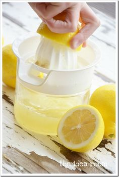 Excellent homemade Lemonade recipe.. and you can use these labels: http://blog.worldlabel.com/2011/lemonade-labels-for-your-summer-stand.html