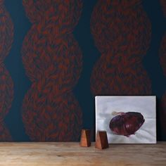 Skye Cable Wallpaper by Lake August