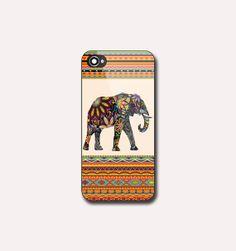 Elephant Aztec EA0107  Print on hard plastic  by ImagineCase, $14.00