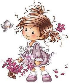 Sou a alegria, sou flor! DC