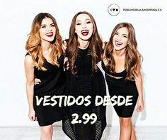 ¿Ya tienes tu vestido para Nochevieja?  ¡Aún estás a tiempo! 🎉 Descubre nuestra colección de vestidos desde 2.99€💖 y hazte con el tuyo en 👉  www.poramoralshopping.es  #vestidos #looksfindeaño #looksnochevieja #outfisnavidades #vestidonegro #vestidosdefiesta #ropacomonueva #ropacasinueva #ropasegundamanoonline #ropasegundamanoespaña #tiendaonline #modalowcost #ropademarcabarata #looksporamoralshopping #poramoralshopping