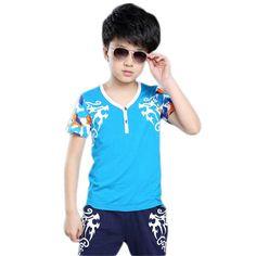 $13.33 (Buy here: https://alitems.com/g/1e8d114494ebda23ff8b16525dc3e8/?i=5&ulp=https%3A%2F%2Fwww.aliexpress.com%2Fitem%2FNew-Summer-Sport-Suit-Boy-Kids-Boys-T-Shirt-Shorts-Set-Children-Short-Sleeve-Shirt-Boys%2F32698800977.html ) New Summer Sport Suit Boy Kids Boys T Shirt Shorts Set Children Short Sleeve Shirt Boys Clothing Set Kids Boy Sport Suit Outfit for just $13.33